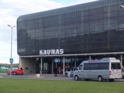 Kauno oro uostas (Kaunas airport)