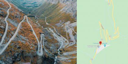 Atgaiva akims: vaizdingi maršrutai Europoje keliaujant automobiliu
